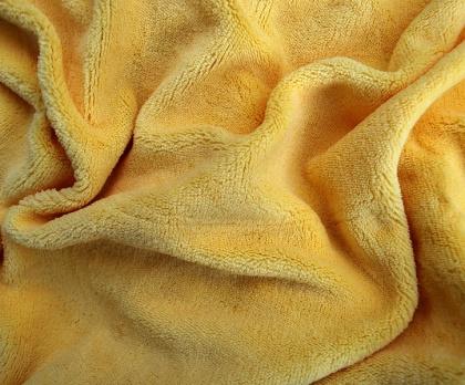 Žluté prostěradlo, mikrovlákno