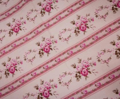 Bavlna MOZART růžový