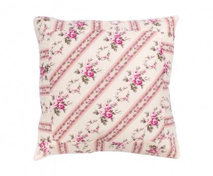 Povlak prošívaný MOZART růžový