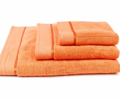 Ručník, osuška mikrobavlna SLEEPWELL oranžová