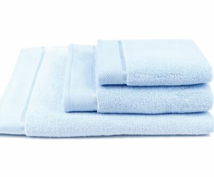 Ručník, osuška mikrobavlna SLEEPWELL světle modrá