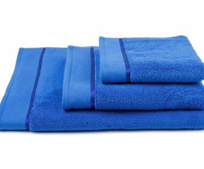Ručník, osuška mikrobavlna SLEEPWELL tmavě modrá