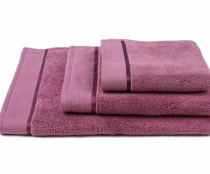 Ručník, osuška mikrobavlna SLEEPWELL fialová