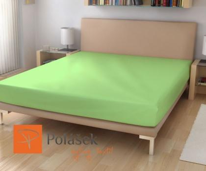 Zelené prostěradlo, mikrovlákno
