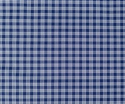 Bavlna kostička modrá