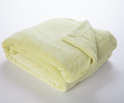 Beránek deka z mikrovlákna LIMETKA