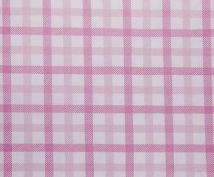 Bavlna růžová kostka