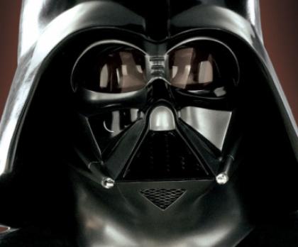 Osuška dětská STAR WARS Darth Vader