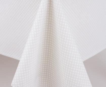 Ubrus bavlněný ŠEDÝ VZOR (k patchworku šedolila)