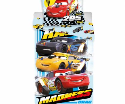 Bavlněné povlečení CARS Madness