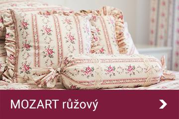 Květované povlečení Mozart